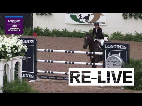 RE-LIVE | Winning Round Classic | Las Vegas (USA) | Longines FEI Jumping World Cup™ 2019/20 NAL