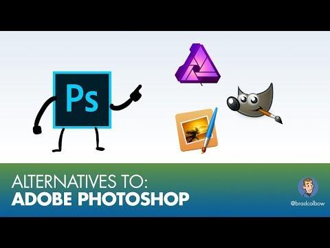 Alternatives to Adobe Photoshop