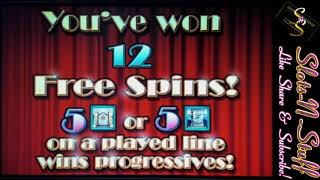HUGE Progressive Jackpot Win on Fame & Fortune!