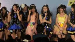 Pengumuman @Vanka_JKT48 & @Rachel_JKT48 sebagai Tim J JKT48 at HS Managu Balai Kartini 230220014