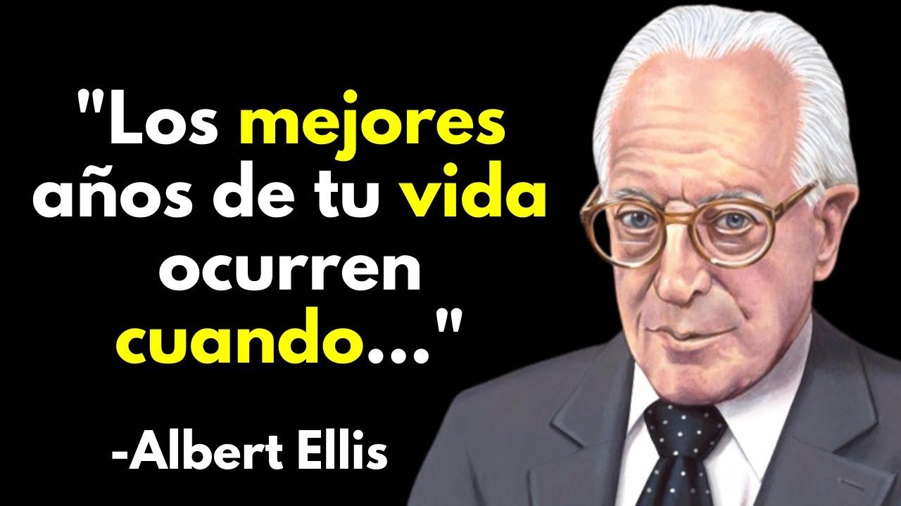 Las 100 Mejores Frases De Psicología De Psicólogos Famosos