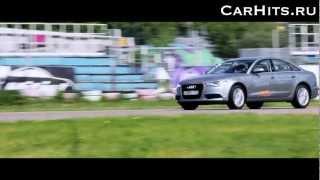 Audi - динамический тест-драйв в Тушино
