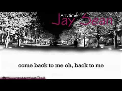 Jay Sean - Anytime [LYRiCS on screen] + DL Link (Demo by Brian Mcknight)