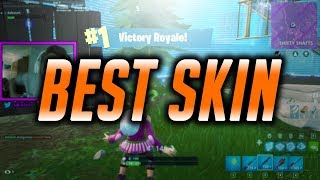 ZOEY | Fortnite Season 4 BEST SKIN