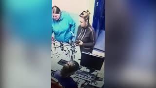 В Абакане разыскивается похититель планшета