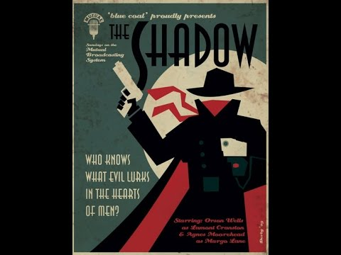 The Shadow, The Tenor with the Broken Voice