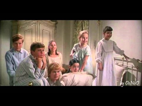 Favorite Things By Julie Andrews (With Lyrics)