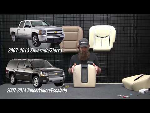 ISSYAUTO Center Console Lid Armrest Kit for Chevy Silverado GMC Sierra Center Console Kit Replace 15217111 15941534