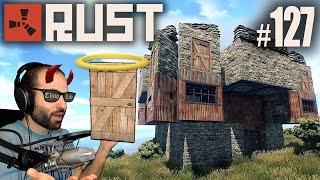 Rust #127 | LA PUERTA DIVINA :3 | Gameplay Español