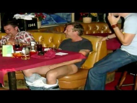 Kiefer Sutherland drunken buffoon - @OpieRadio