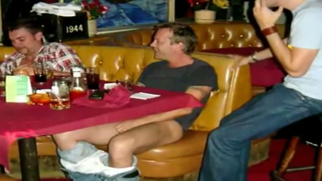 Kiefer Sutherland drunken buffoon - @OpieRadio - YouTube