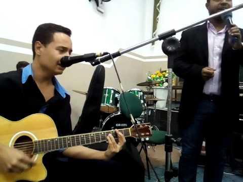 Ele é Santo - Cleiton Queiroz / Interpretação Cantor Daniel Jh e Cantor Samuel 2 voz+violão (Cover).
