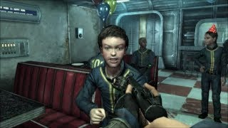 Fallout 3 - What Happens If You Kill Butch And His Gang As A Kid