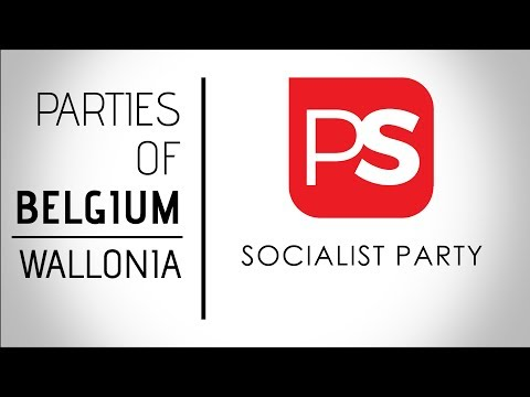 Parti Socialiste | Socialist Party | Belgium, Federal Election 2019