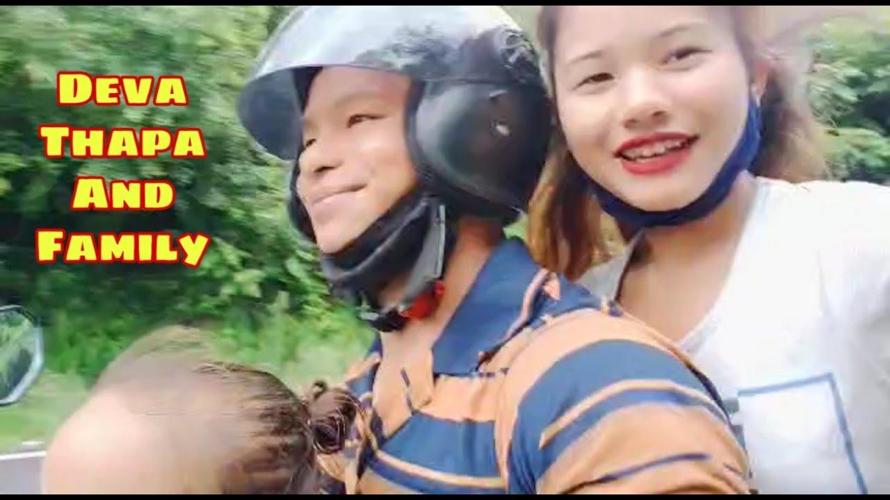 Deva Thapa And Family Full Video 2020 देवा थापा अपनी Wife  के साथ