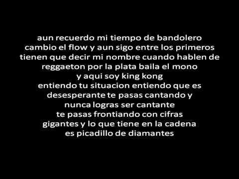 Arcangel - Por La Plata Baila El Mono (Letra) ✓