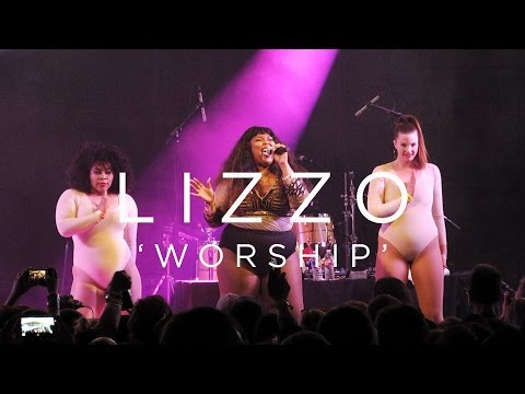 Lizzo: 'Worship' SXSW 2017