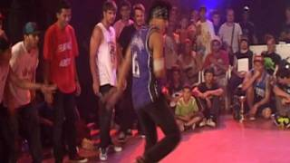 bboy astro lahala king zoo @ boty tunisia & bareka battle