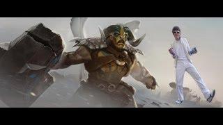 Elder titan dota 2 гайд от бога.  Чифан - титан)) Норм перс  советую поиграть,поучится