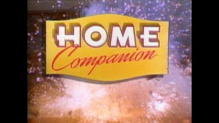 A dizzying flurry of the Television Parts Home Companion makes up t...