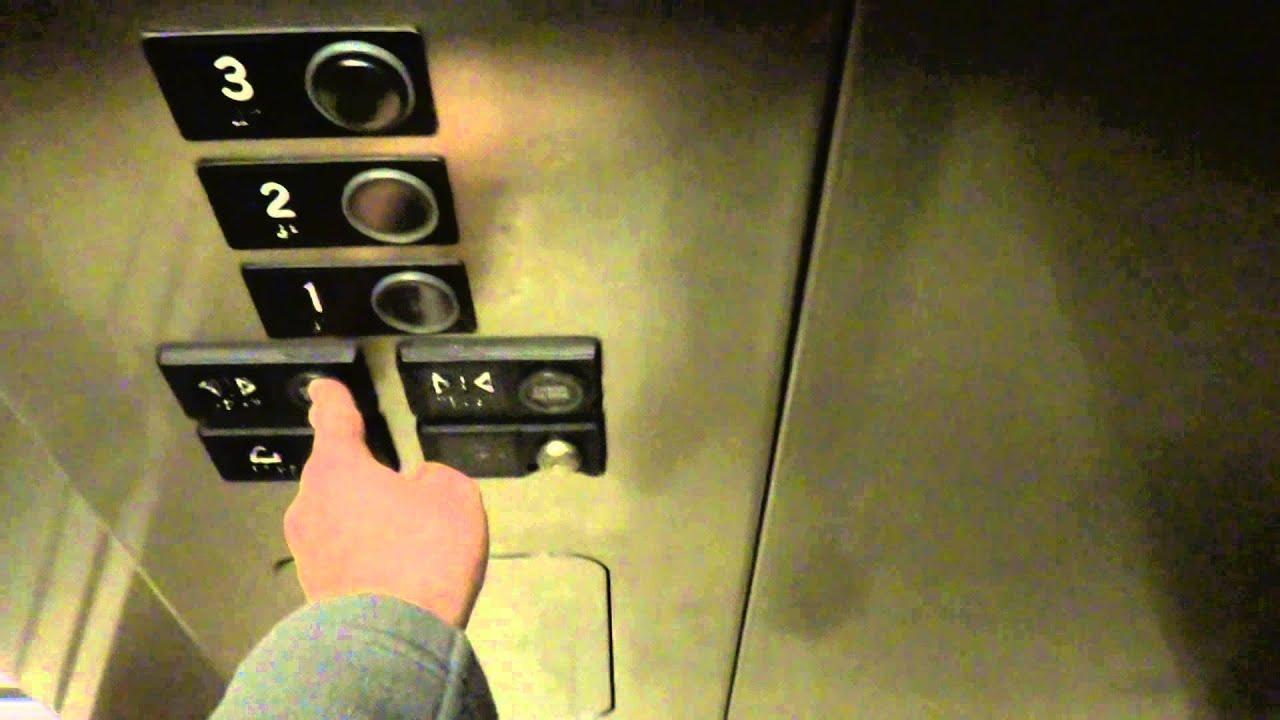 Hydraulic Elevator Holiday Inn Express In