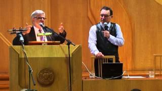 Az antiszemitizmus mint teológiai és társadalmi probléma -- Rolf Gunnar Heitmann előadása