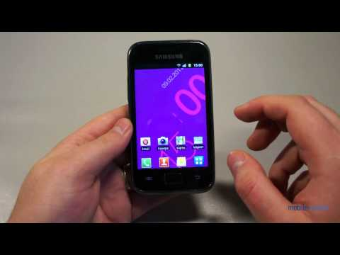 Обзор Samsung Galaxy Ace Plus (S7500)