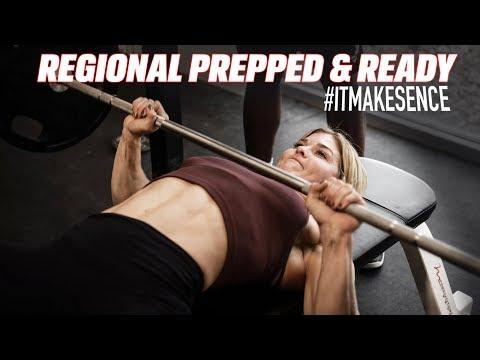 Brooke Ence - Regional Prepped & Ready