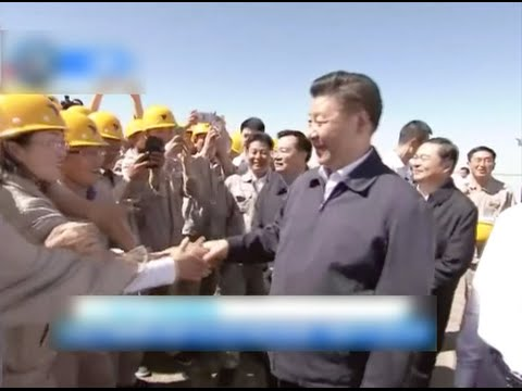 Chinese President Urges Eco environment Protection During Visit to Qinghai Province