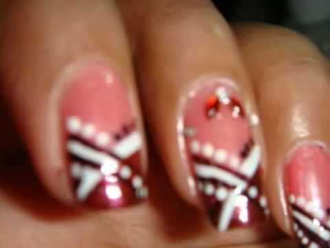 Nail Art Designs Valentine