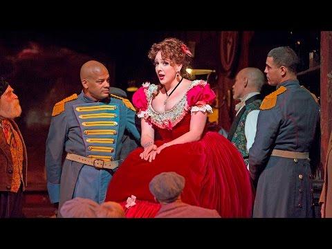 """Ópera En Vivo desde el MET: """"La Bohème"""" de Puccini"""
