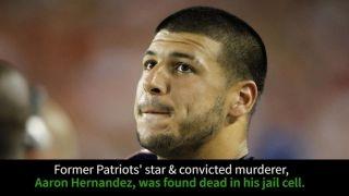 NFL Patriots' star Aaron Hernandez found dead