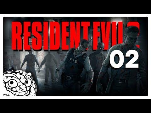 RESIDENT EVIL 2 – Leon A #02. (Retro Horror vor dem Remake!)
