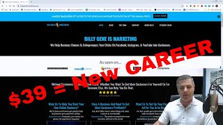 Billy Gene is Marketing Legacy Bundle Review