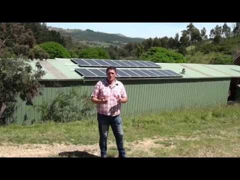 Sustainable Farming with Wayne Lording - Renewable Energy