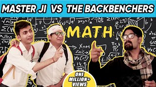 Master ji Vs Backbencher || School life || Swagger Sharma