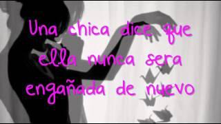 Kiss-Because I´m a Girl (Traducida al Español)
