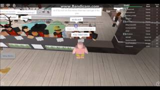 Roblox Cafe Trolling [PATRICK STAR EDITION]