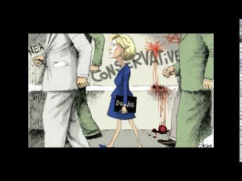 SHAME (Betsy DeVos Political Cartoon)