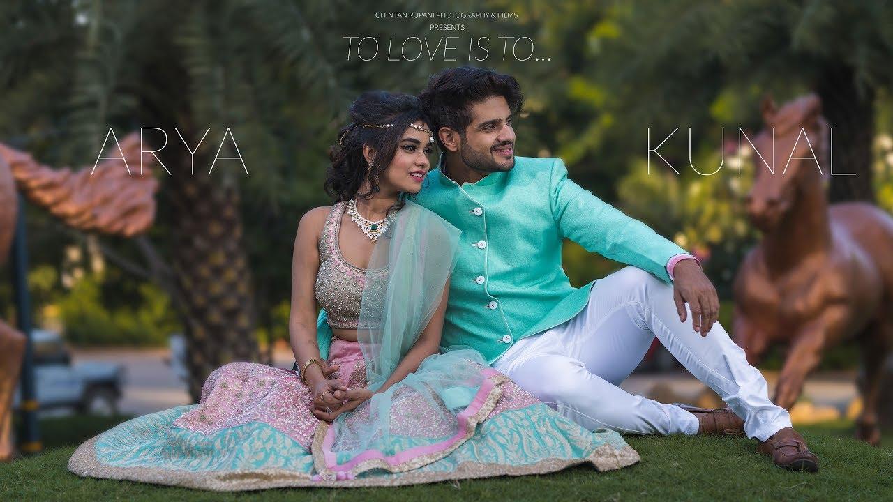 To love is to...| Arya + Kunal Trailer