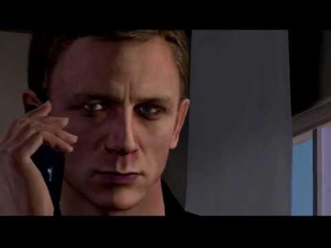 007 Legends: Обзор и смотр новой игры о Джеймсе Бонде.
