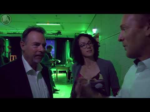 Lustiges Interview Grüne Politiker mit Humor am 273. Marburger Abend