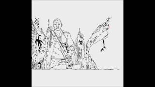 วาดรูป การ์ตูน วิลล์ สมิธ - How To Draw Will Smith I am Legend Cartoon