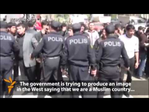 Hijab Protests in Azerbaijan