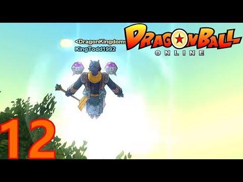 LEARNING FLIGHT! - Dragon Ball Online: Global - PlayThrough Part 12 [Live Stream]