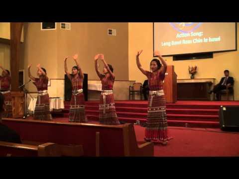 TCBC MINO SUNDAY 2013 ACTING SONG