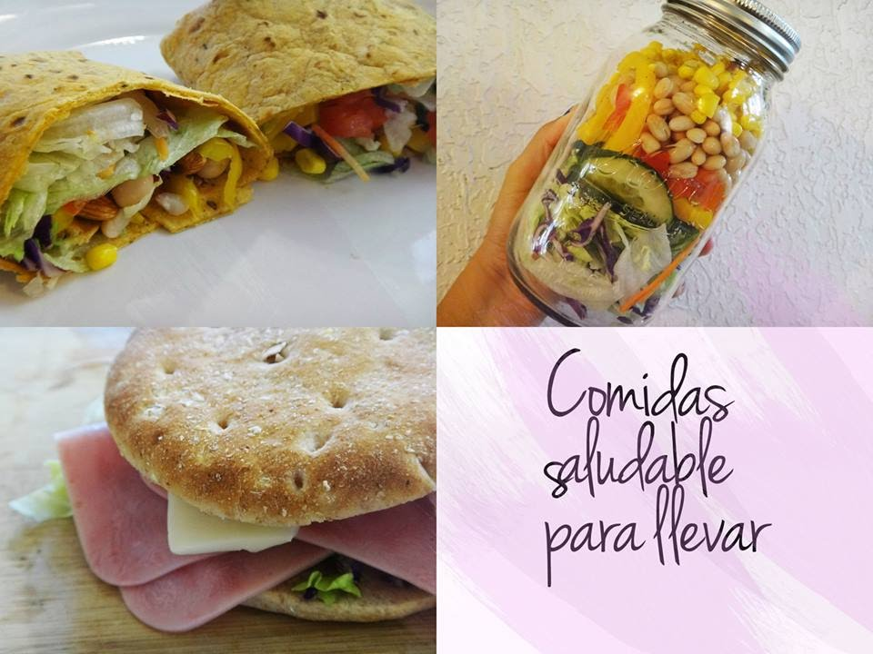 Ideas de comida saludable para llevar youtube for Ideas de comidas faciles