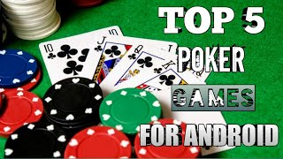 Top 5 Poker games for Android | 2020 screenshot 5