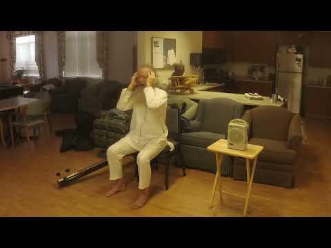 Chair Yoga: Depression Therapy 2 (A) – Abhyaṅga (Self-massage)
