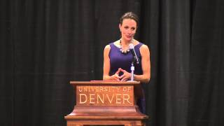 Alumni Symposium 2012: Paula Broadwell
